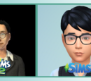Sims by hair color