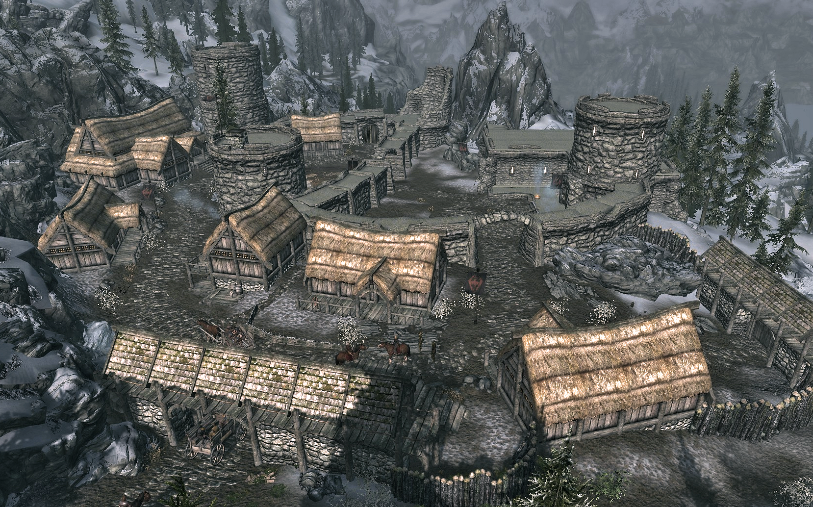 What is Whiterun in Elder Scrolls  Quora