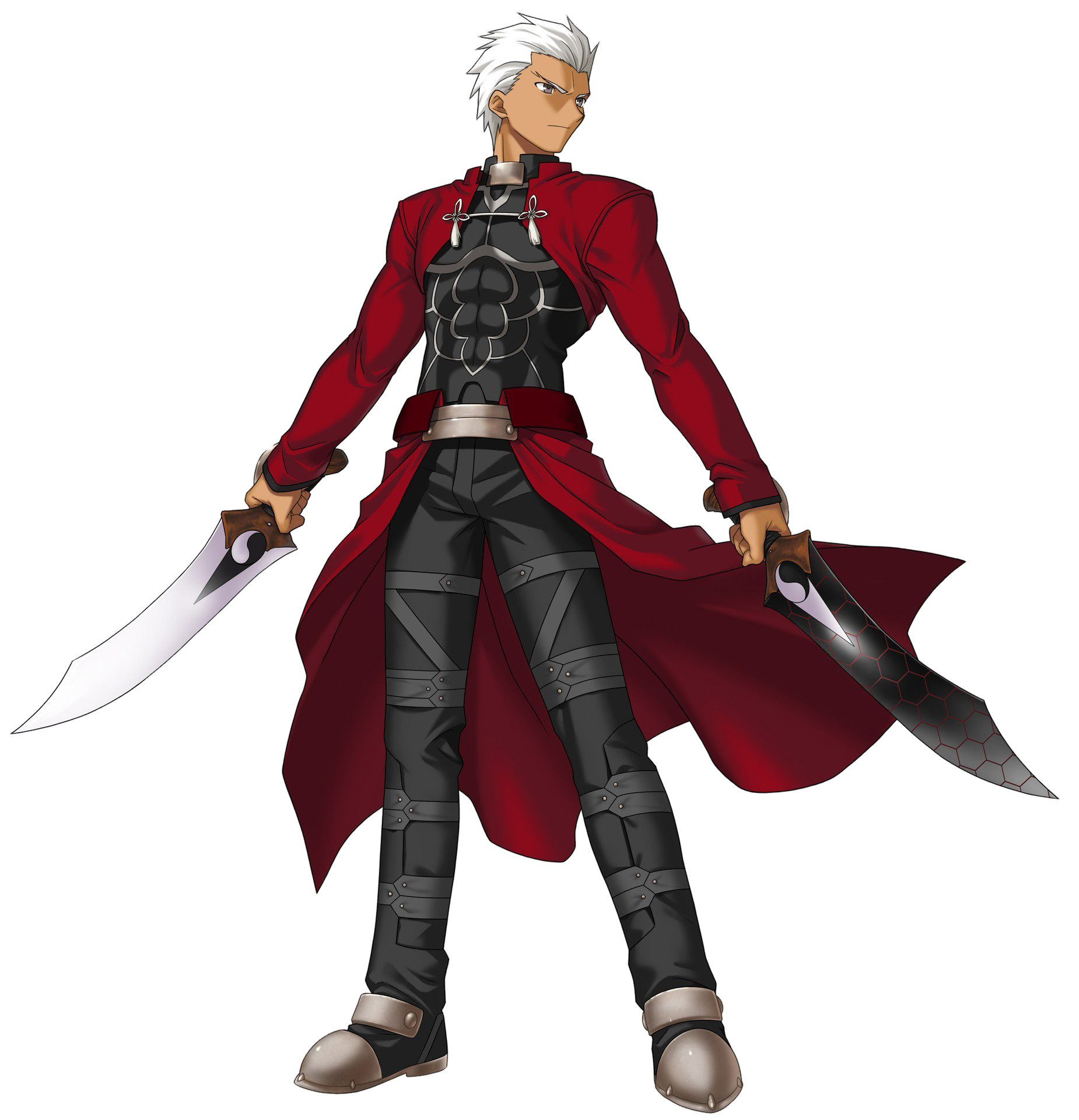 Create your own Smash Character! Archer_Ryuji_Higurashi_cut_in