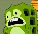 Giant Sponge Monster