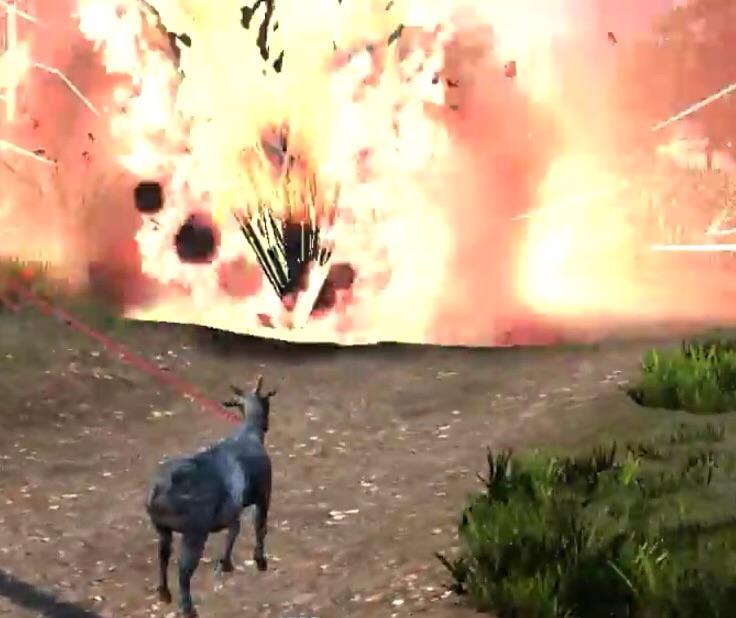 Secret Places Goat Simulator: Goat Simulator Wiki