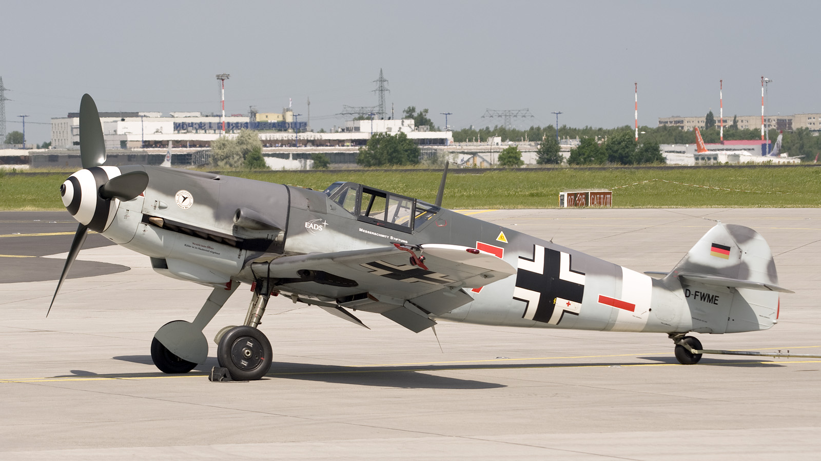 Messerschmitt Bf 109 War Thunder Wiki