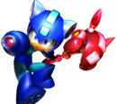 Mega Man Palico Armor (MH4U)