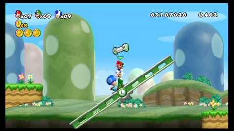 New Super Mario Bros. Wii - Part 1 (AKA Lost Pauses First Episode)