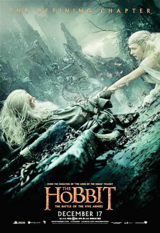Gandalf and Galadriel ...