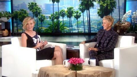 Ellen Asks Portia Questions from Fans