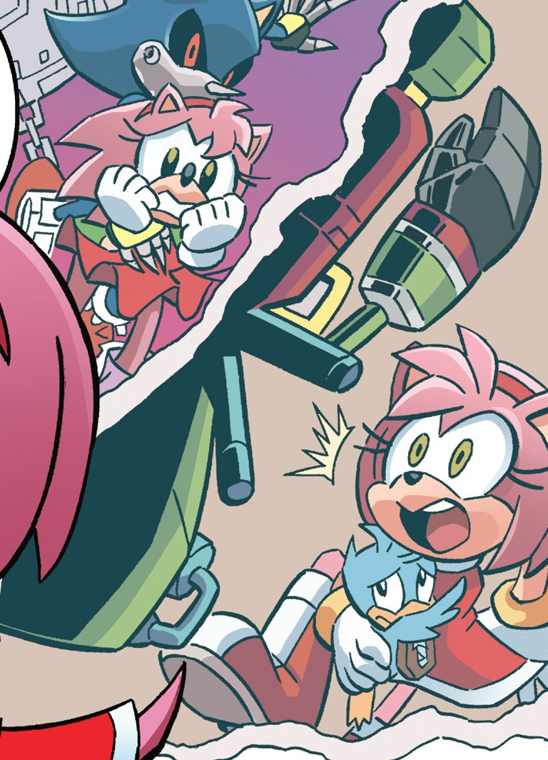 amy rose sonic news network fandom powered by wikia - HD 768×1064