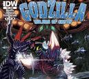 Godzilla: Rulers of Earth Issue 17