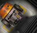 Stroj v Ghostu