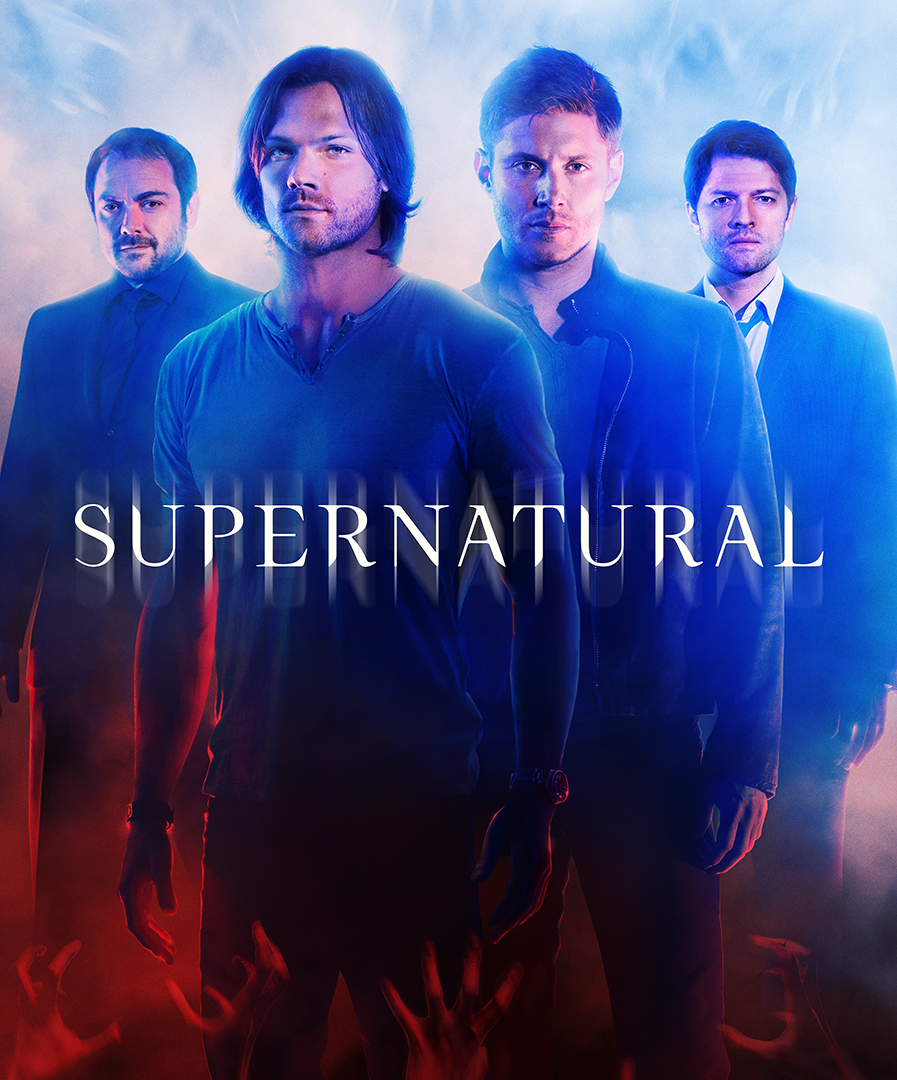 Фильмы энд сериалы Supernatural_Season_10_Poster_HD