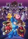 Artwork SSB4 Mega Man.png