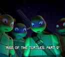 El Origen de las Tortugas,Parte 2