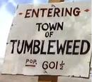 Tumbleweed County