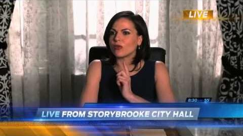 'Good Morning Storybrooke' What's Going On?