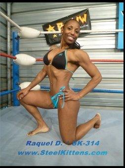 Raquel D Pro Wrestling Wiki Divas Knockouts Results