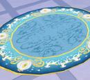 Cinderella Castle Carpet