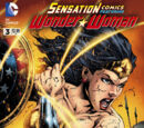 Sensation Comics Featuring Wonder Woman Vol 1 3