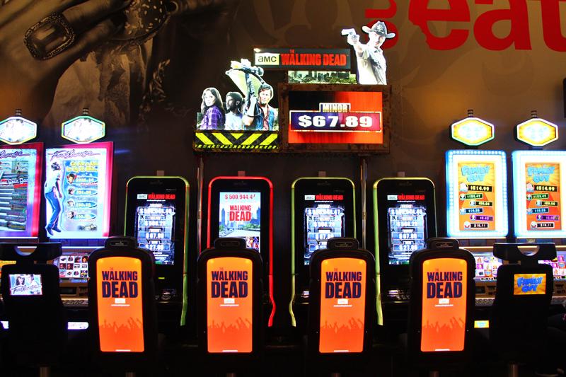 Slot machines loves park