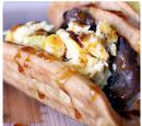 The Waffle Taco (Taco Bell)