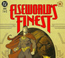 Elseworld's Finest/Covers