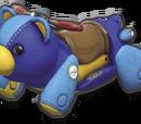 Unlockable ATVs