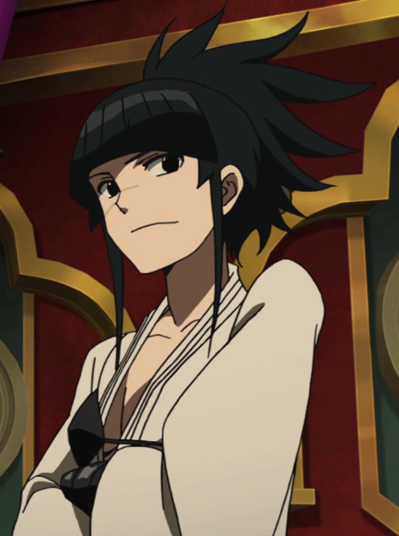 Image - Suzuka Anime.png - Akame Ga Kill! Wiki