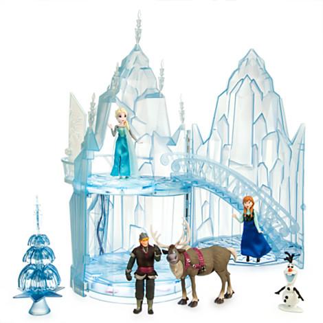 Frozen Elsa Ice Castle Toy - Bing images