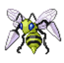 Beedrill RS Shiny Sprite.png