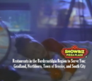 Showbiz Pizza (East and West Cybersland)/Commercials
