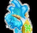 Zodiac Pisces Dragon