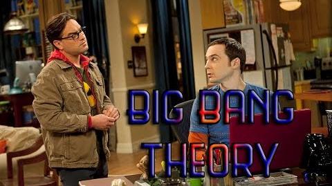 The Big Bang Theory Lost Episode