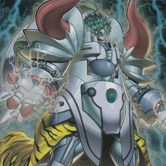 Zaborg el Mega Monarca - Yu-Gi-Oh! Wiki en Español