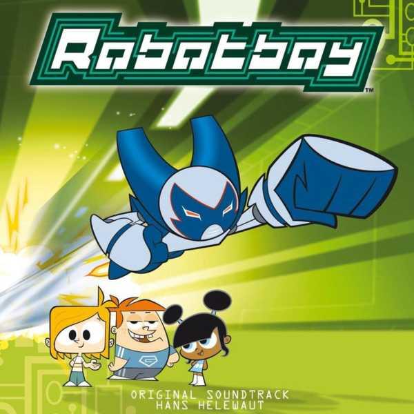Robotboy Cartoon Network