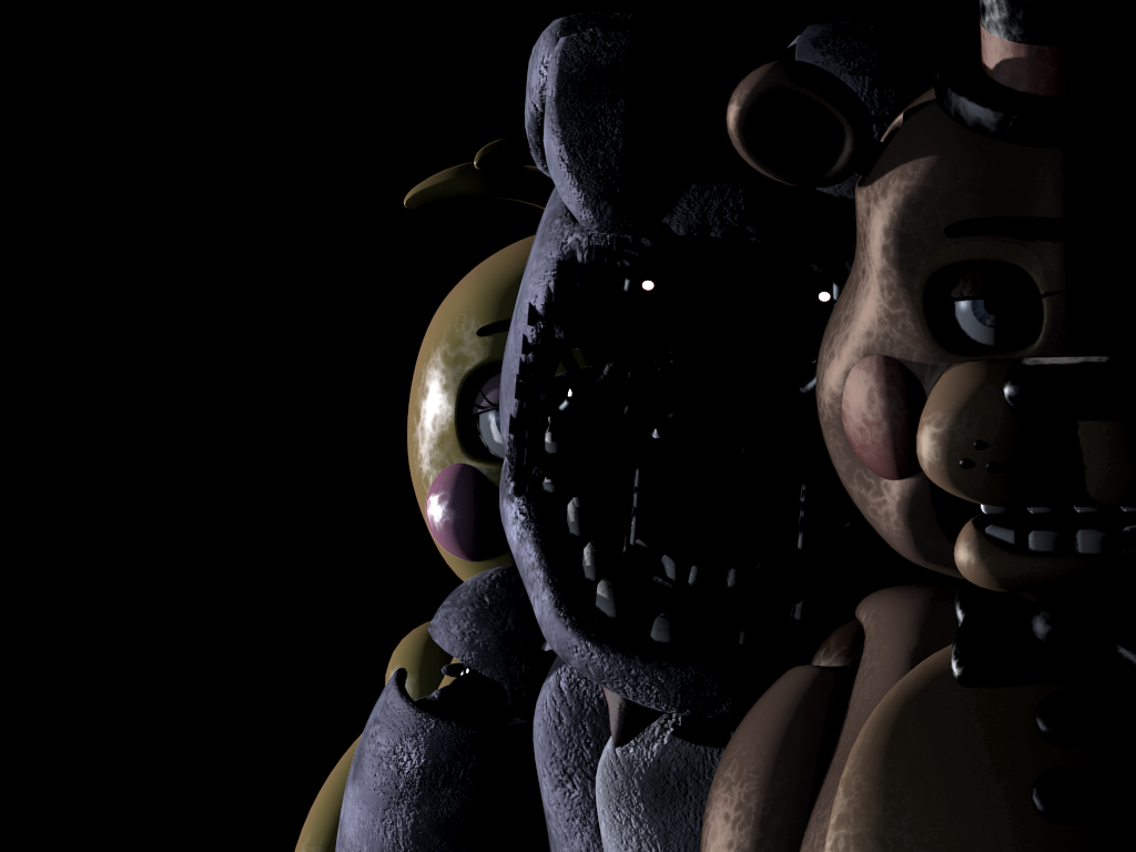 Five Nights at Freddy's 2 / Nightmare Fuel - TV Tropes