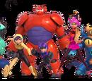 Big Hero 6 (Disney)