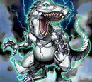 Cyber Dinosaure