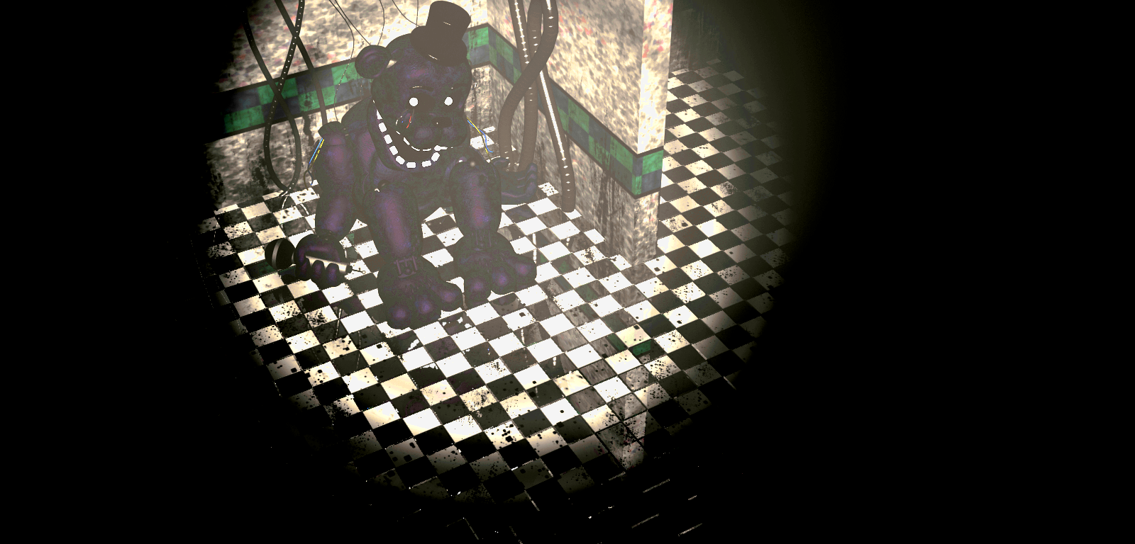 Shadow freddy bright png five nights at freddy s wiki wikia