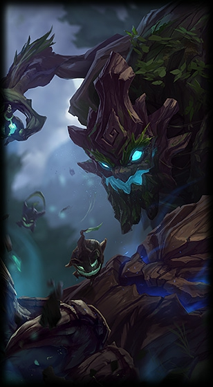 Maokai Support Build