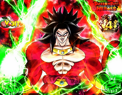 Broly anime dragon ball power levels wiki - Broly dragon ball gt ...
