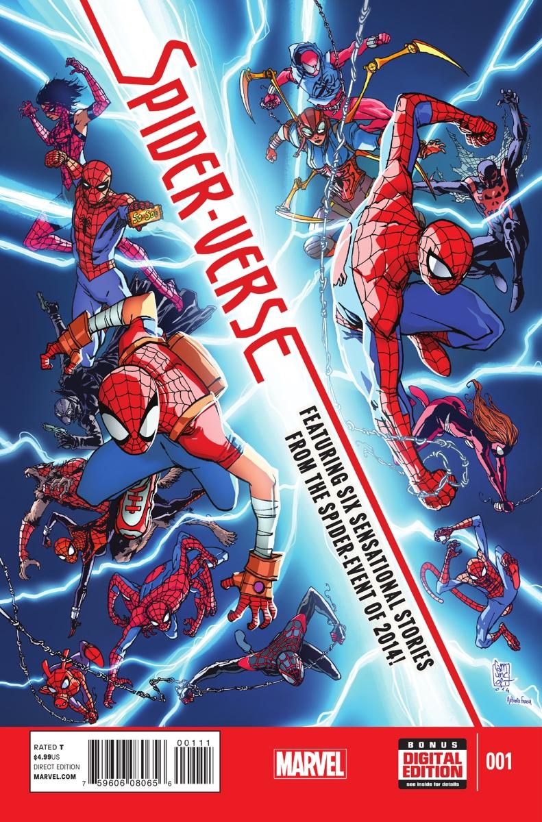 Death Bell 2 Spider-Verse Vol 1 1 -...