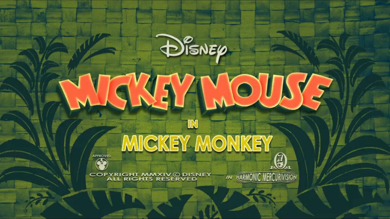 Mickey Monkey - Disney Wiki