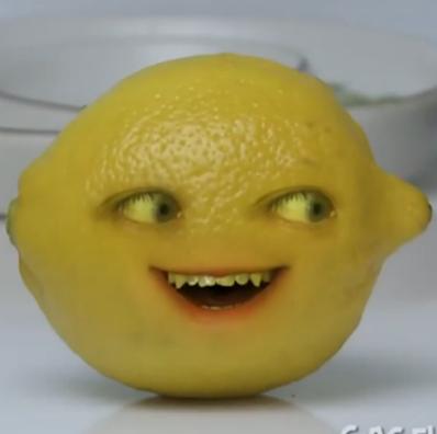 annoying orange grandpa lemon - photo #11