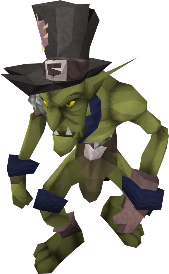 Blue goblin mail - The RuneScape Wiki