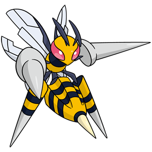 ¿Qué mega de ROZA es tu preferida? Mega-Beedrill_%28dream_world%29