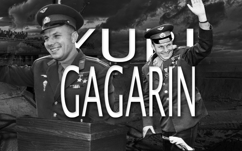 yuri gagarin and neil armstrong - photo #8