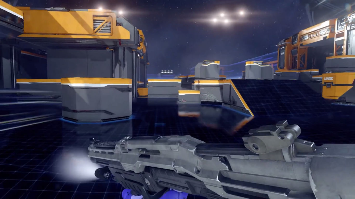 Halo's Full Sand box ? Update: Photos | Halo 5: Guardians