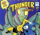 T.H.U.N.D.E.R. Agents/Covers