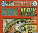 Tarzan Family/Covers