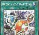 Reciclando Baterías