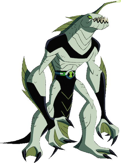 Ripjaws - Ben 10 Planet, the Ultimate Ben 10 Resource!